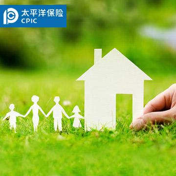 """太保""""安居综合""""家庭财产保险"""